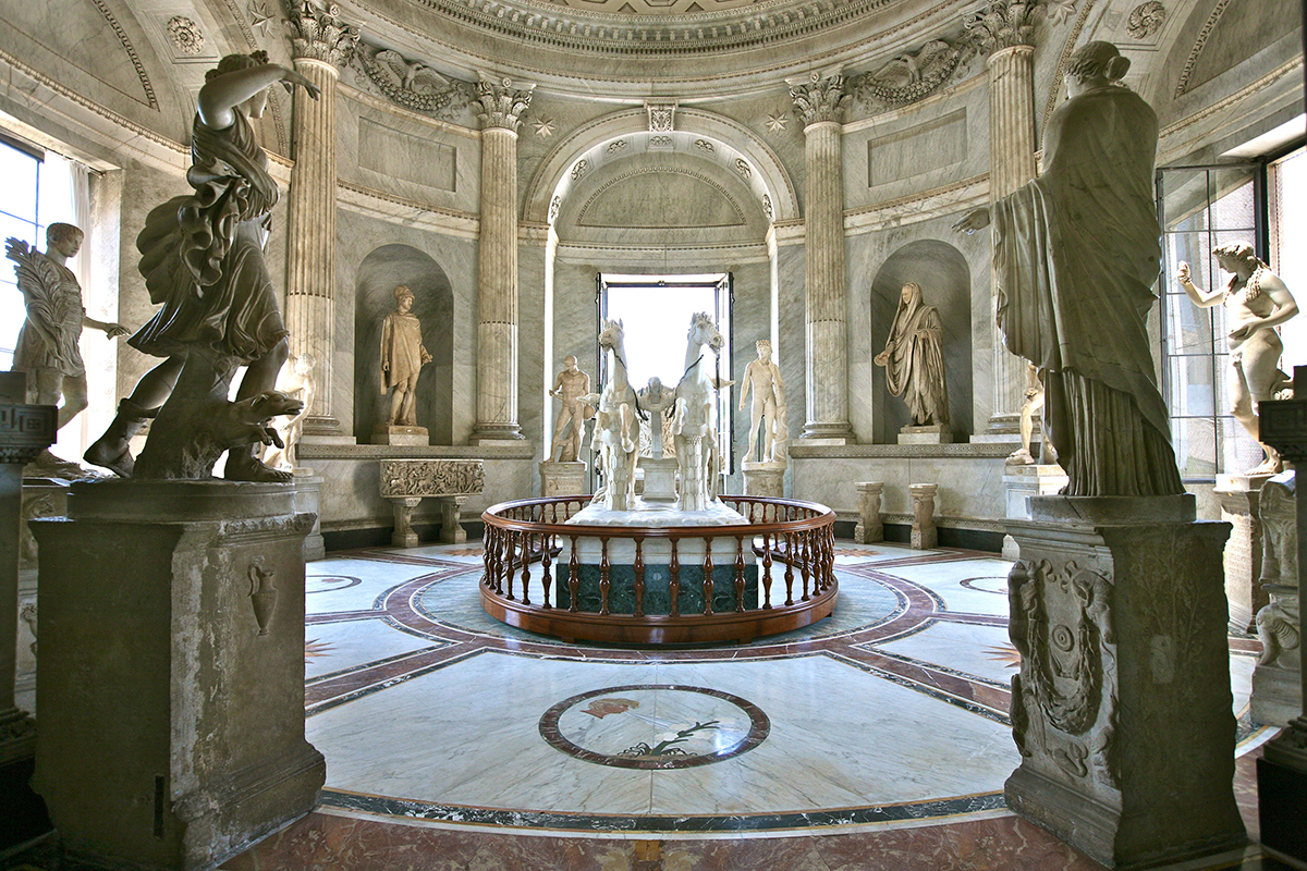 The Vatican Museum, Sistine Chapel and St Peter's Basilica Skip-The-Line Guided Tour – Private Tour in Russian