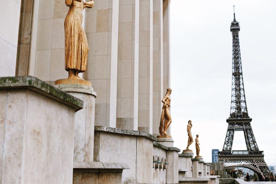Город-Guided-Тур-Walking-Париж