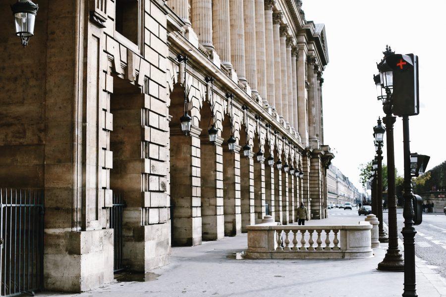 Город-Париж-Walking-тур.