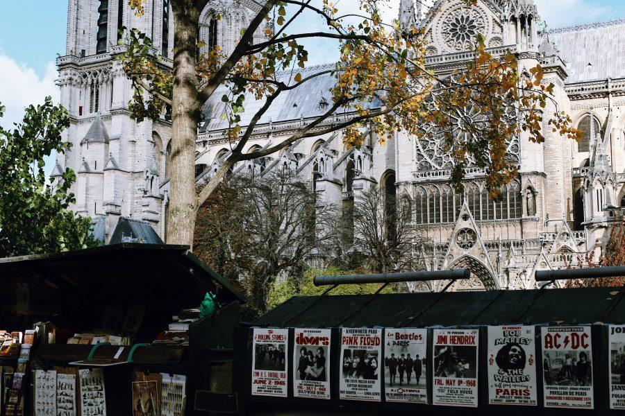 Ведомый-Latin-Париж-Тур-квартал