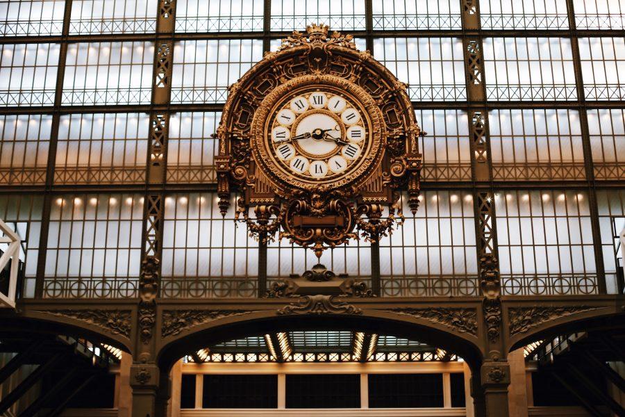 Ведомый-Musée-Dorsay-Orsay-музей-Париж-музей
