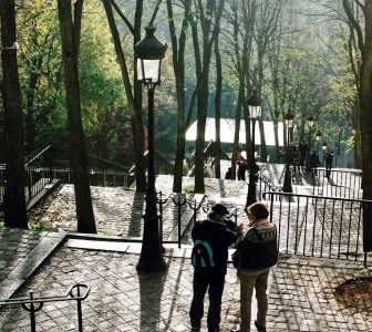 Montmartre Guided Walking Tour – Private Tour in Russian