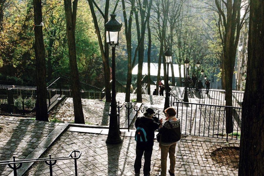 Ведомый-Париж-Тур-Монмартр-Сакре-Кер