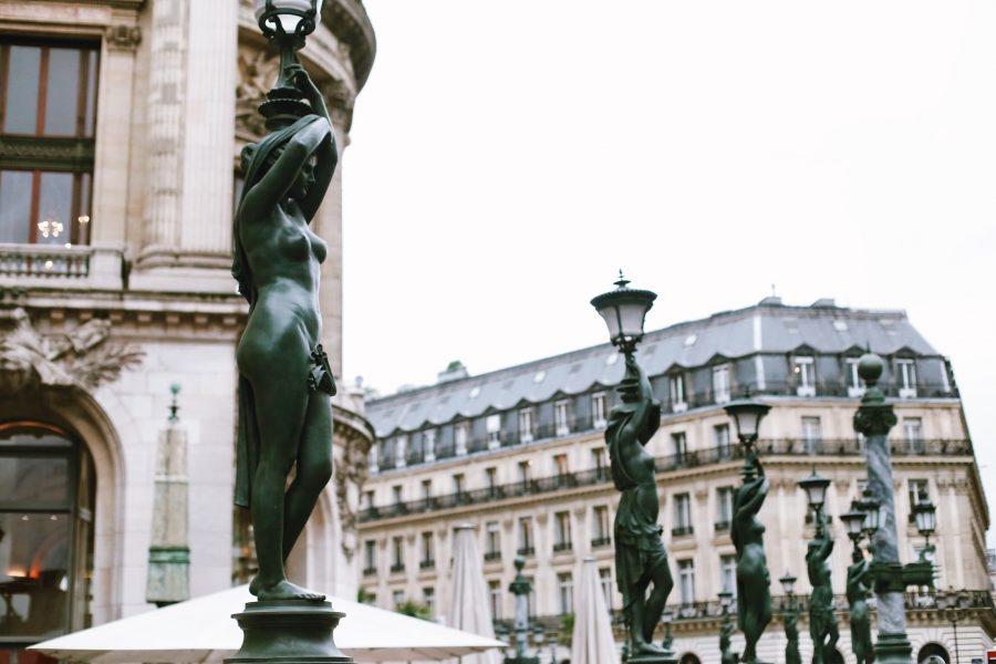 Ведомый-Тур-Walking-Париж-Сити