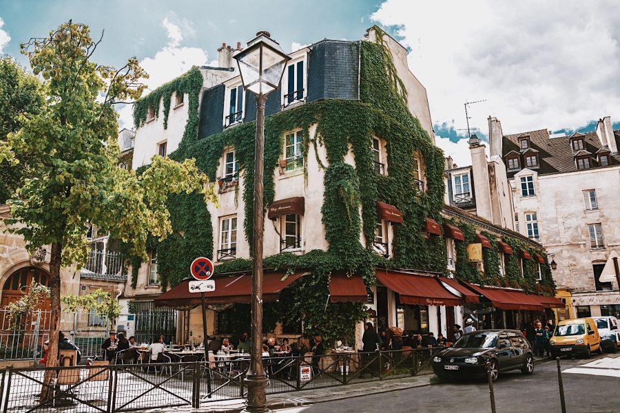 Ведомый-Тур-Walking-Париж-Marias