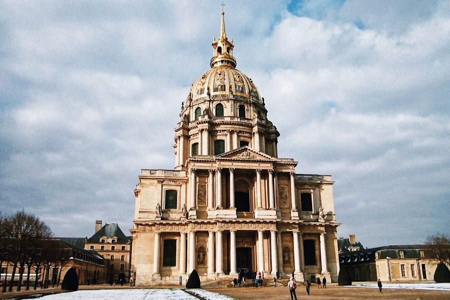 Инвалиды-WW2-Париж-Тур