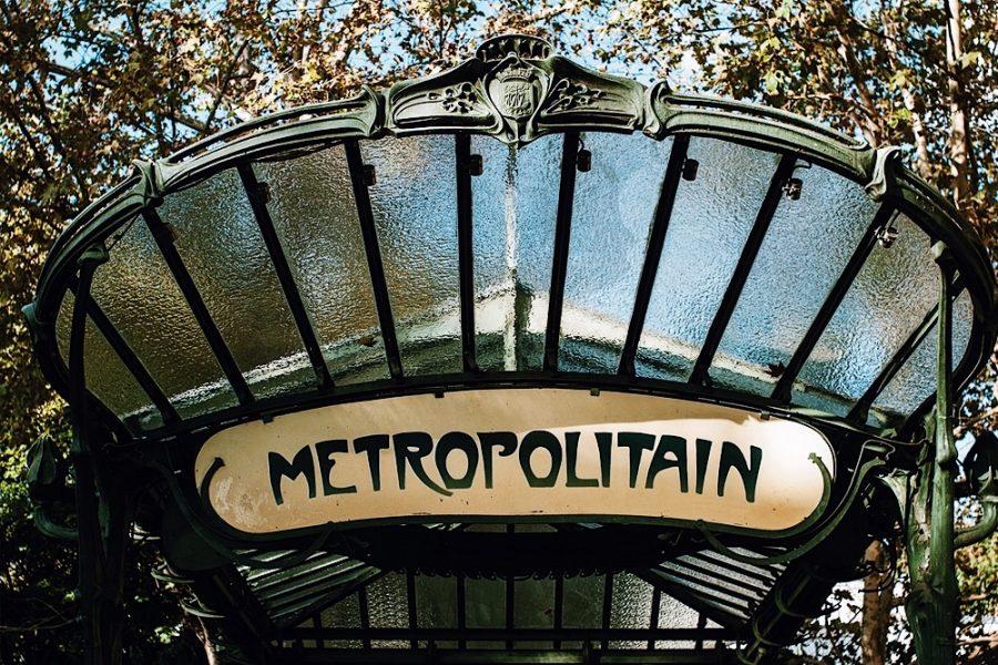 Latin-Париж-Quarter-тур