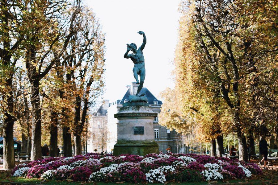 Латинская Четверть Париж-Тур-Guided