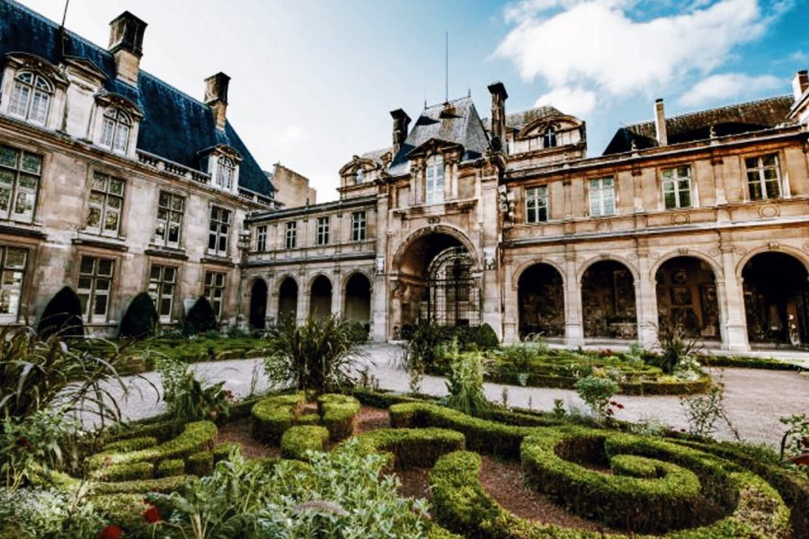 Marias-Париж-Тур-Guided-Walking