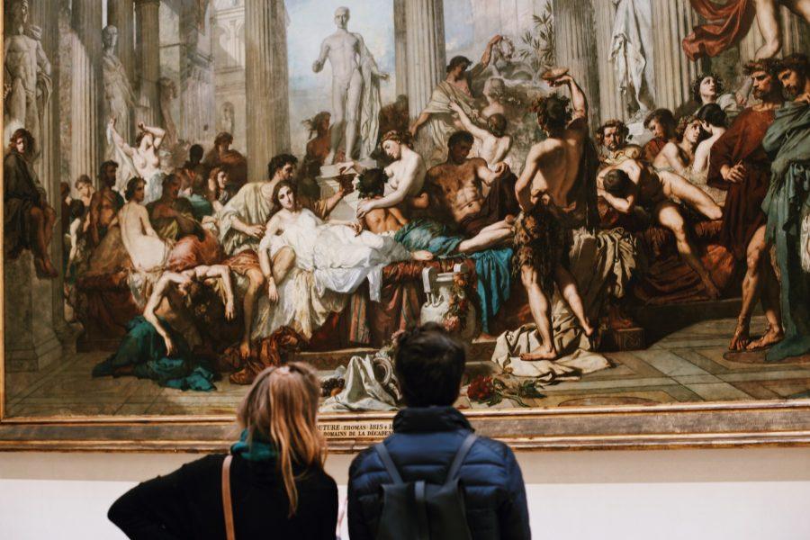 Musée-Dorsay-Orsay-музей-Париж-музей-Guided