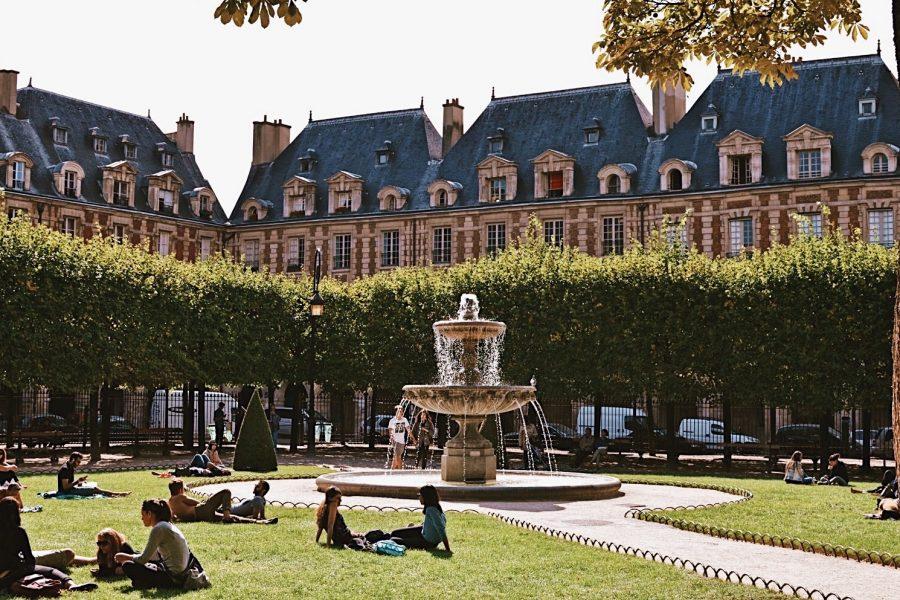 Париж-Guided-тур-Walking-Marias