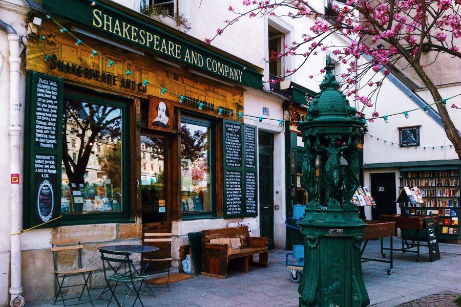 Париж-Тур-Latin-Quarter-Guided
