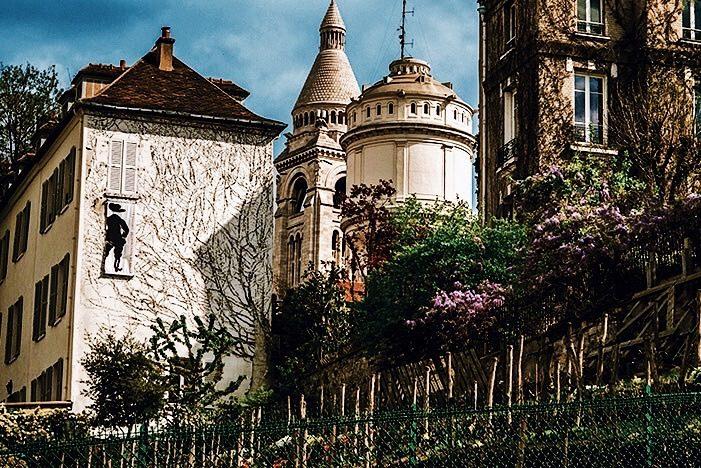 Париж-Тур-Монмартр-Guided-Сакре-Кер