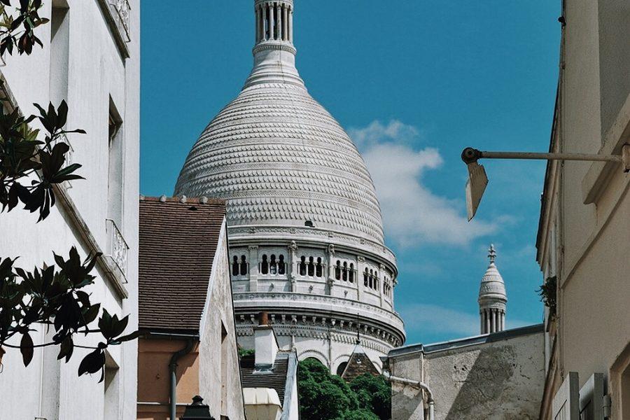 Париж-Тур-Монмартр-Сакре-Кер-Guided
