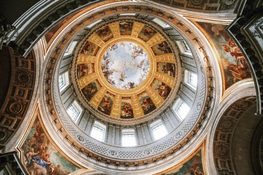 Париж-Тур-Invalides-Dome