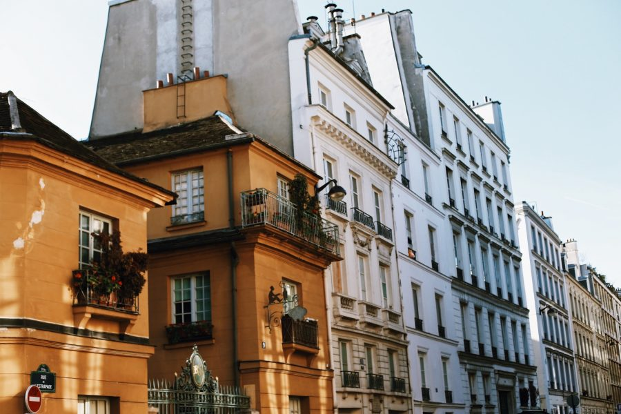 Quarter Latin-Париж-Тур