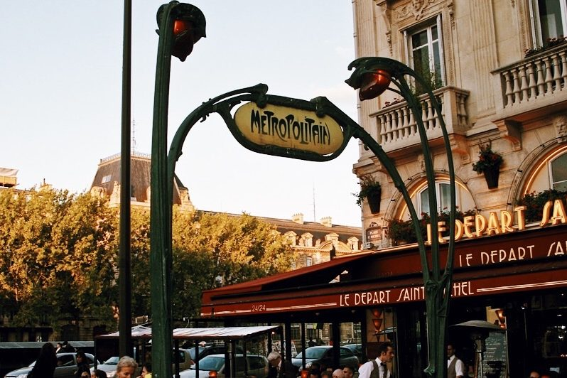 Quarter Latin-Тур-Guided-Париж