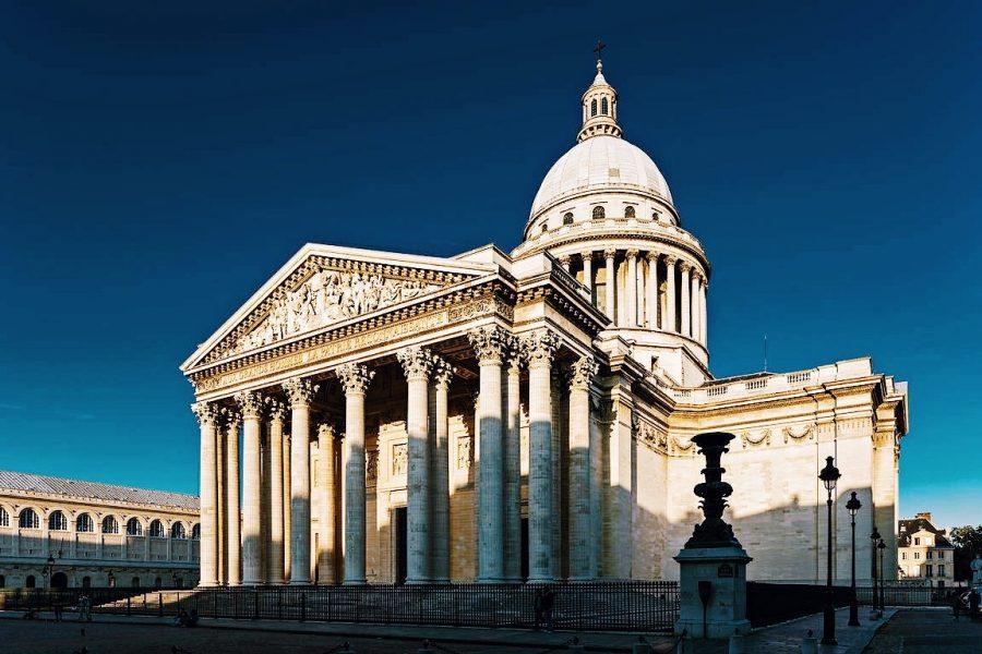 Четверть-Париж-Guided-Latin-тур