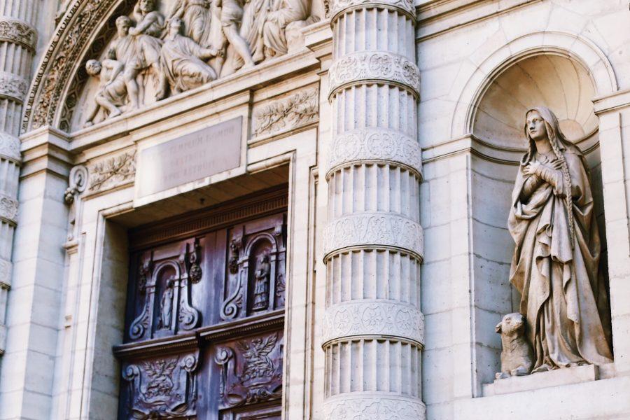 Четверть-тур-Latin-Париж-Guided