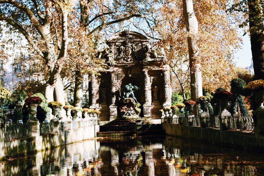 Четверть-тур-Париж-Latin