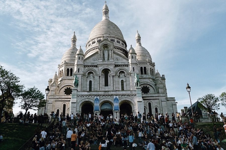 Сакре-Кер-Guided-Париж-Тур-Монмартр