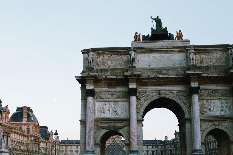 Тур-Сити-Guided-Париж-Walking