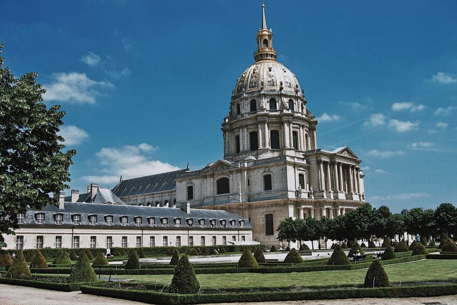 Тур-Dome-Invalides-Париж