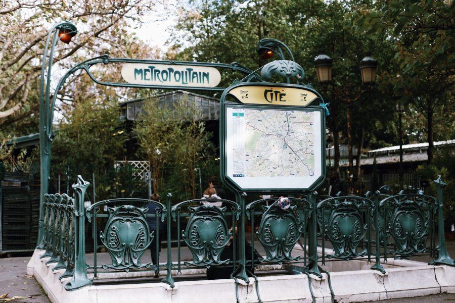 Тур-Париж-Сити-Walking