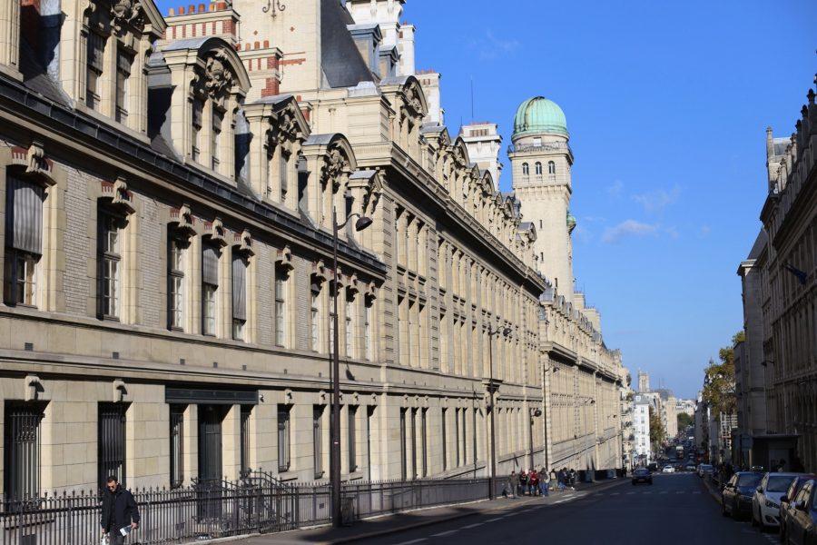 Тур-Париж-Guided-Latin-квартал