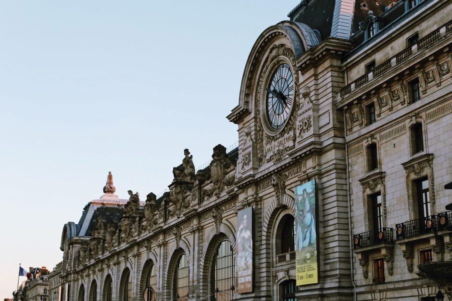Тур-Париж-Walking-Сити