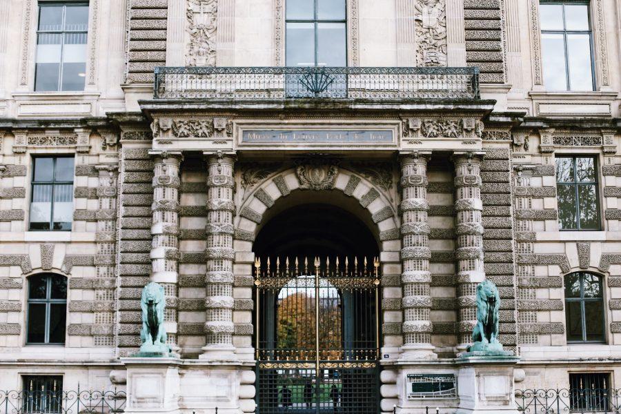 Зонт-тур-Сити-Guided-Париж-Тур